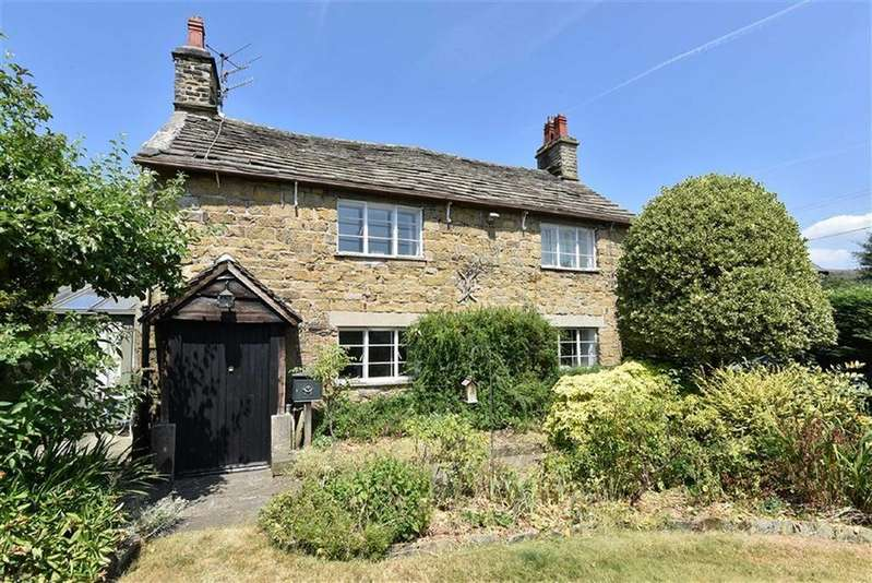 2 Bedrooms Detached House for sale in Croft Cottage, Edale Road, Hope, Hope Valley, S33