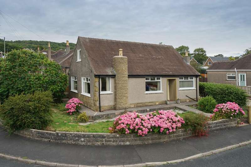2 Bedrooms Detached Bungalow for sale in Westover Avenue, Warton, Carnforth, LA5 9QP