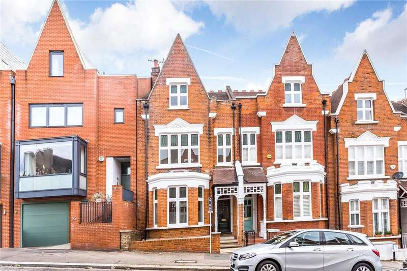 5 Bedrooms Terraced House for sale in Briston Grove, London, N8