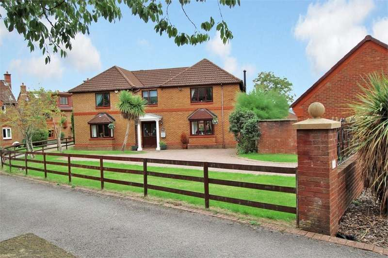 5 Bedrooms Detached House for sale in Briarmeadow Drive, Thornhill, Cardiff