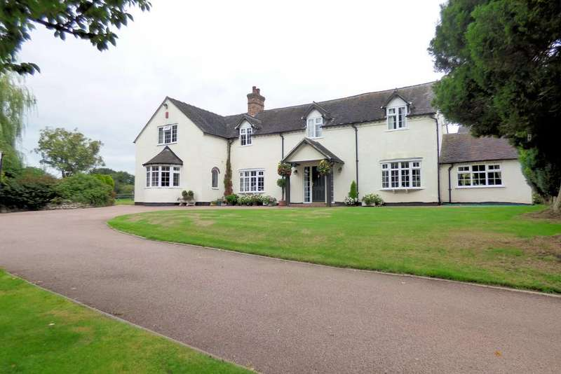 4 Bedrooms Cottage House for sale in Uttoxeter Road, Kingstone