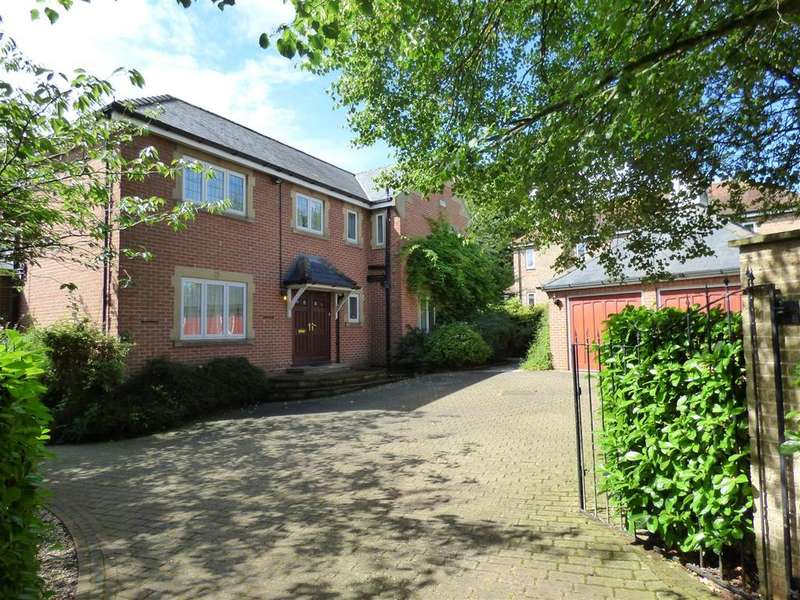 5 Bedrooms Detached House for sale in Beech Hill Road, Swanland