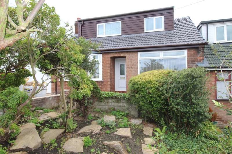 4 Bedrooms Semi Detached House for sale in Briarwood Crescent, Marple, Stockport, SK6