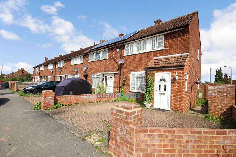 2 Bedrooms End Of Terrace House for sale in Trelawney avenue - Langley