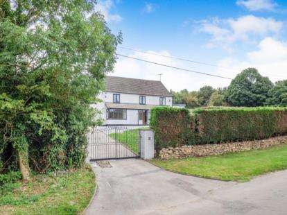 4 Bedrooms Detached House for sale in Awsworth Lane, Kimberley, Nottingham