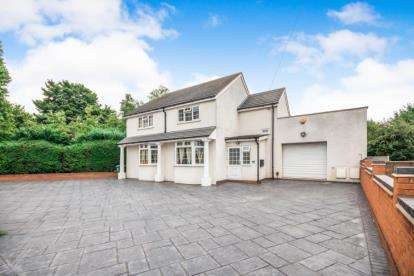 3 Bedrooms Detached House for sale in Clarkes Lane, Willenhall, West Midlands