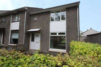 2 Bedrooms End Of Terrace House for sale in Ralston Court, Glenrothes
