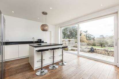3 Bedrooms Semi Detached House for sale in Church Road, Abbots Leigh, Bristol