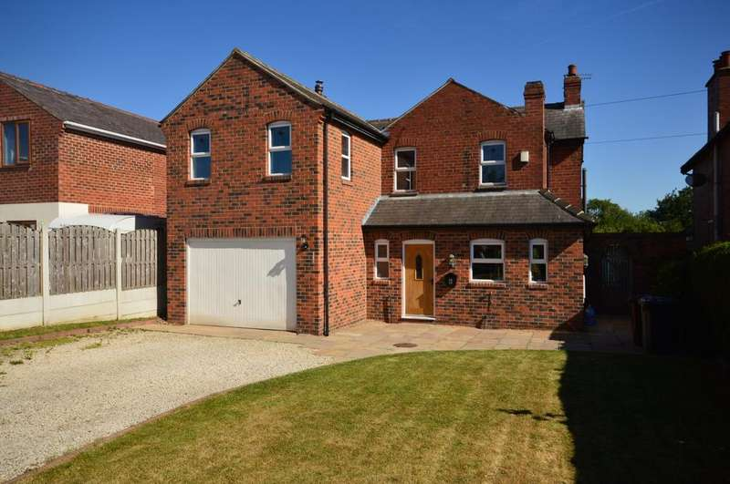 4 Bedrooms Detached House for sale in Woodside Street, Allerton Bywater, Castleford, West Yorkshire
