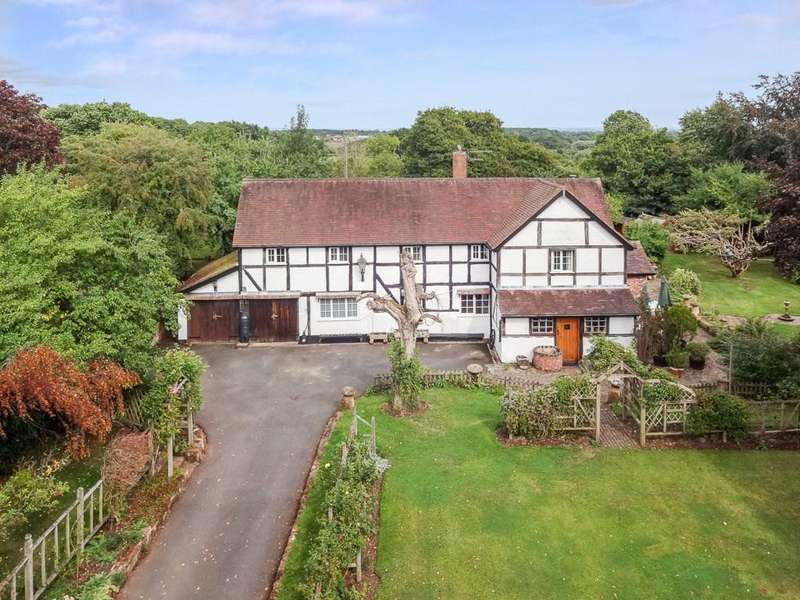 4 Bedrooms Cottage House for sale in Kings Green, Wichenford, Worcester, WR6