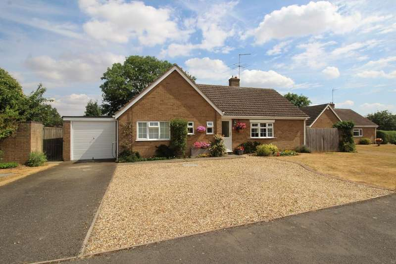 3 Bedrooms Detached Bungalow for sale in Sand Furrows, Ketton