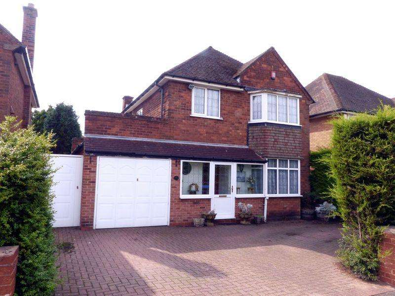 3 Bedrooms Detached House for sale in Birmingham Road, Great Barr