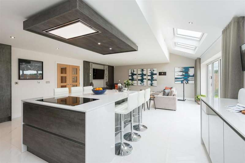 6 Bedrooms Detached House for sale in Corley Gardens, Church Lane, Corley, Warwickshire
