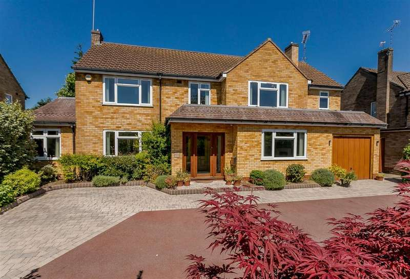 6 Bedrooms Detached House for sale in Westfield Close, Dorridge, Solihull