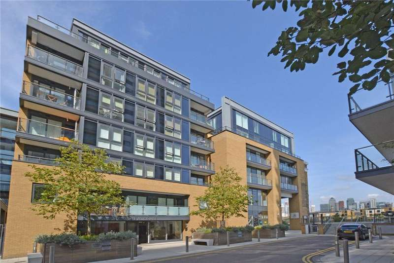 2 Bedrooms Flat for sale in Drew House, 21 Wharf Street, London, SE8
