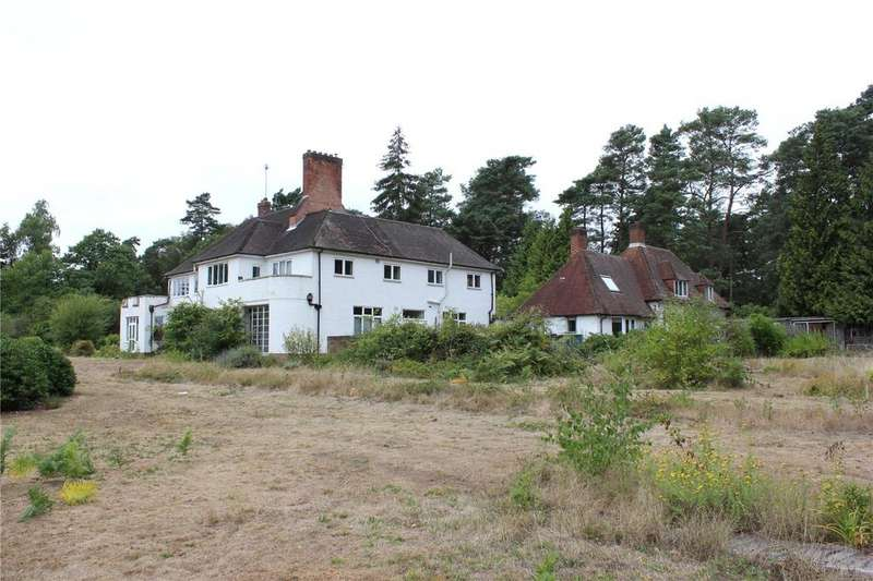 Land Commercial for sale in Buttersteep Rise, Ascot, Berkshire, SL5