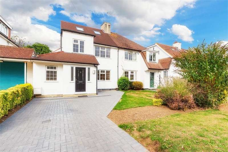 4 Bedrooms Semi Detached House for sale in The Parkway, Iver Heath, Buckinghamshire