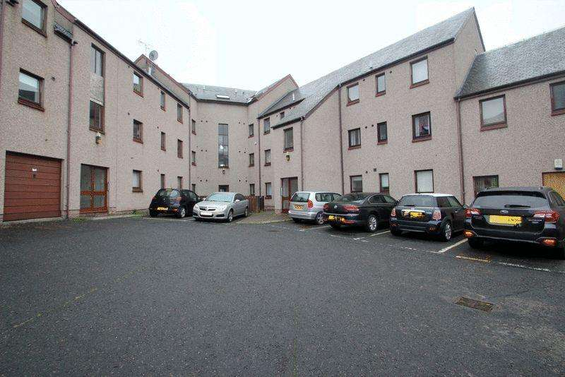 2 Bedrooms Apartment Flat for sale in Curran Court, Tillicoultry