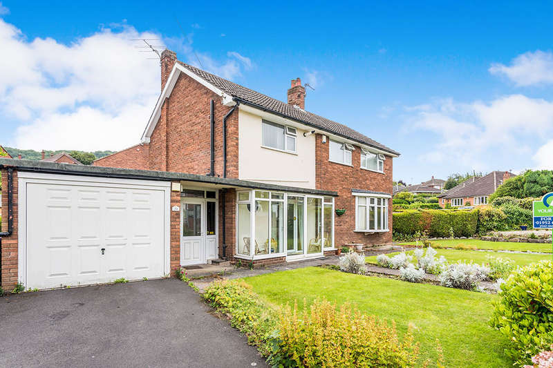 3 Bedrooms Detached House for sale in Barnfield Crescent, Wellington, Telford, TF1