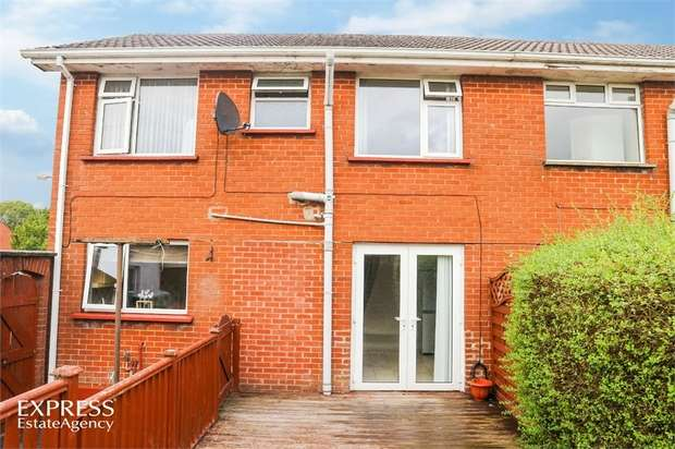 4 Bedrooms Semi Detached House for sale in Kingsmere Gardens, Londonderry