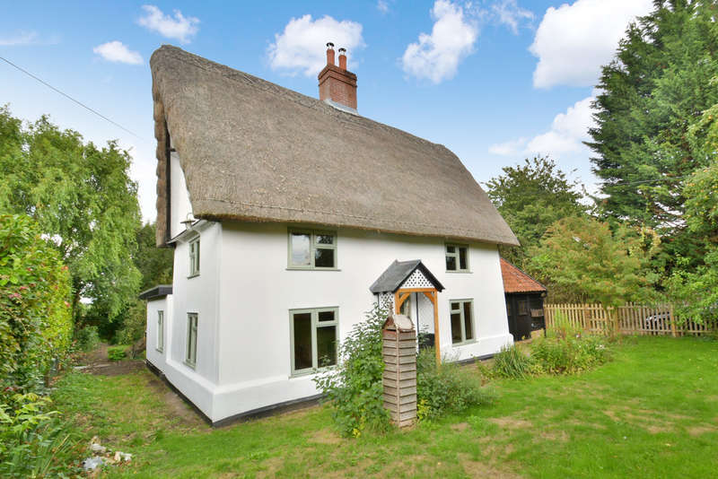 3 Bedrooms Cottage House for sale in Withersdale Street, Harleston