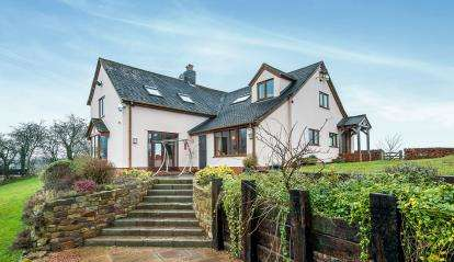 4 Bedrooms Detached House for sale in Blakelow, Stone, Staffordshire