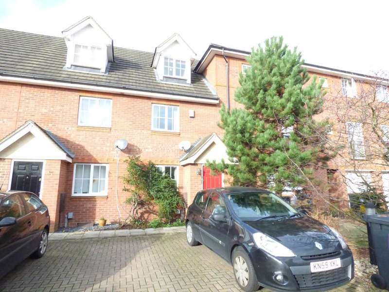 3 Bedrooms Town House for sale in Ellington Road, Bedford, MK42 9FQ