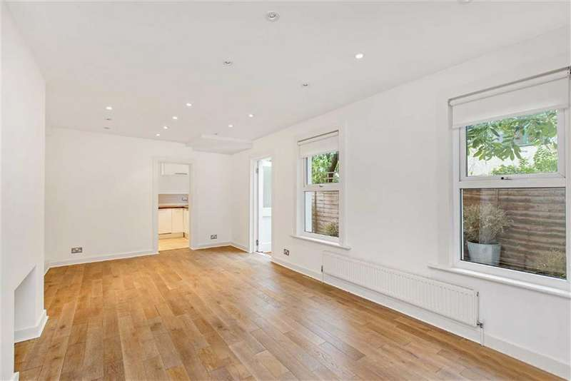 2 Bedrooms Flat for sale in Althea Street, Fulham, London, SW6