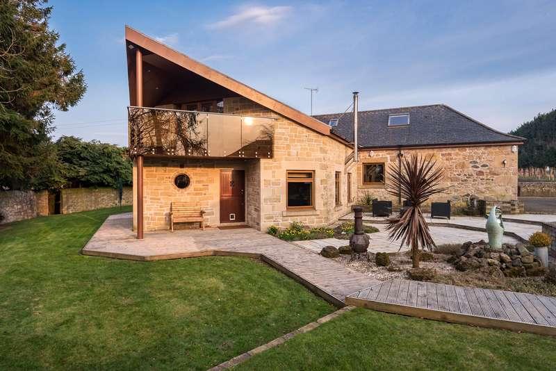 5 Bedrooms Detached House for sale in Remilton, Hilton Of Carslogie, Cupar, Fife, KY15