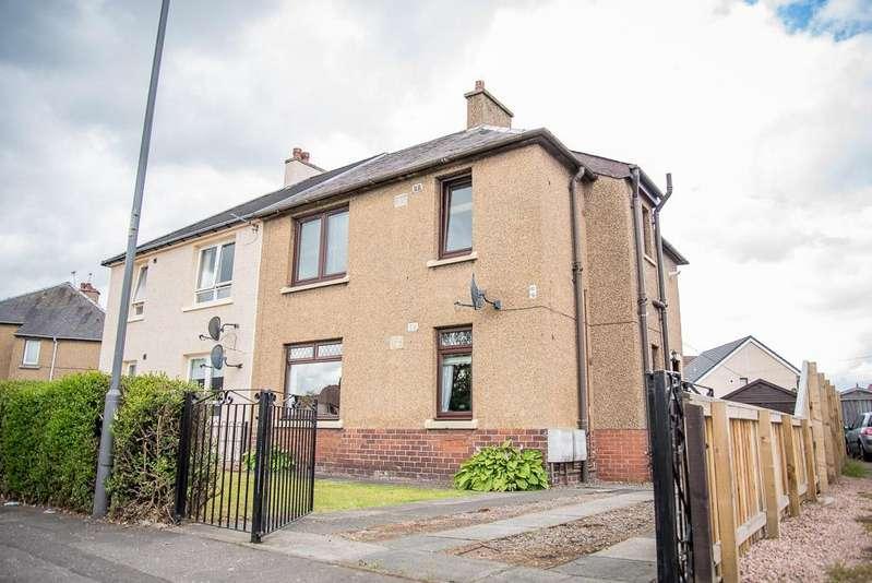2 Bedrooms Flat for sale in 9 Lime Street, Grangemouth, Falkirk FK3 8PU