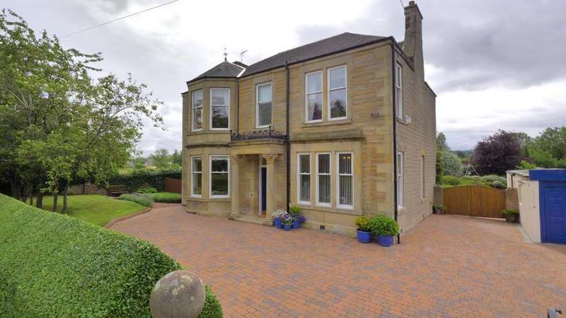 5 Bedrooms Detached House for sale in 21, Main Street, East Calder, West Lothian , EH53 0ES