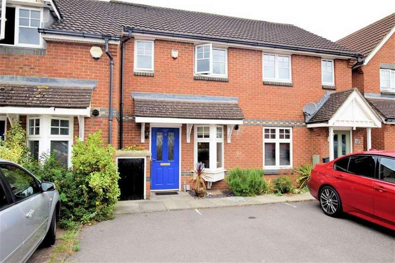 2 Bedrooms Terraced House for sale in Clonmel Close, Caversham, Reading