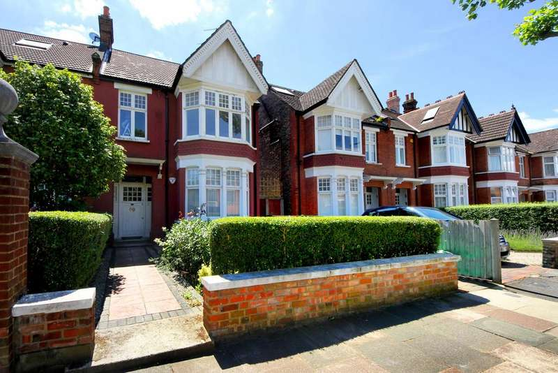 2 Bedrooms Apartment Flat for sale in Creffield Rd, W3
