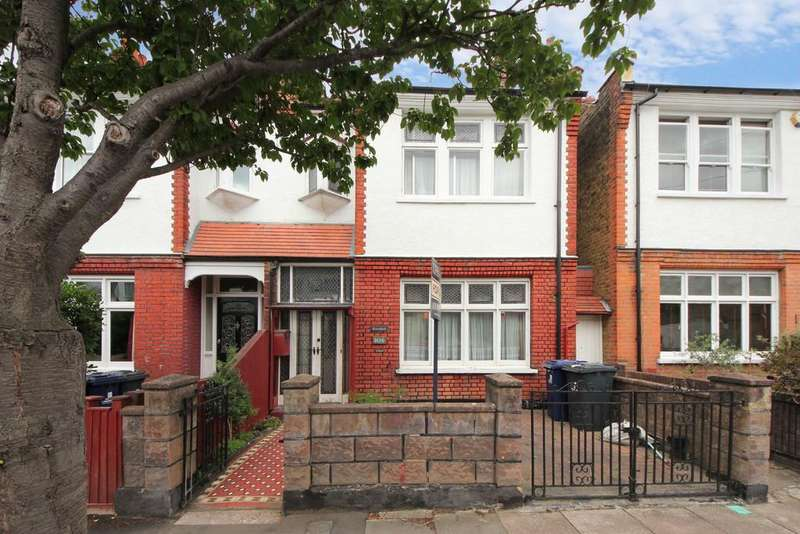4 Bedrooms Semi Detached House for sale in Milton Road, London