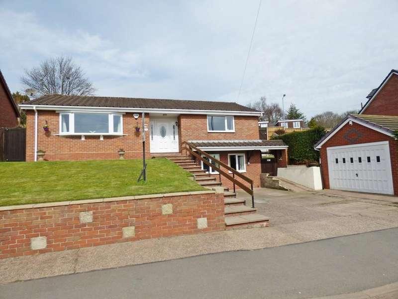 3 Bedrooms Detached Bungalow for sale in Littleworth Road, Hednesford