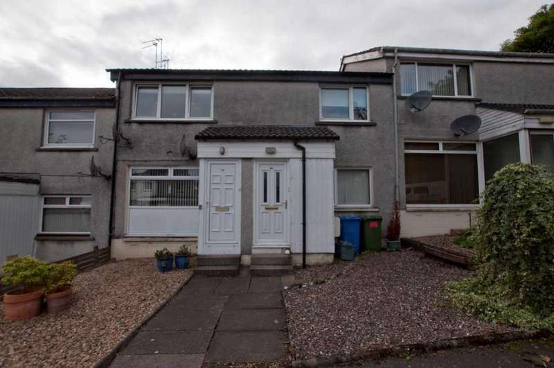 2 Bedrooms Flat for sale in 93 Cleuch Drive, Alva, Clackmannanshire FK12 5NY, UK