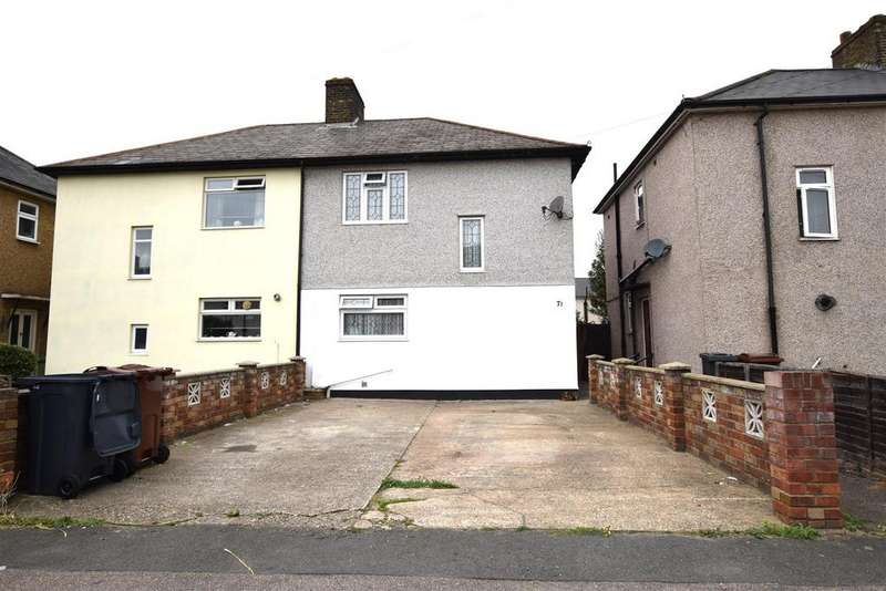 3 Bedrooms Semi Detached House for sale in Manor Square, Dagenham