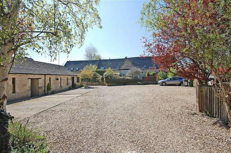 2 Bedrooms Barn Conversion Character Property for sale in Station Road, Andoversford, Cheltenham, GL54