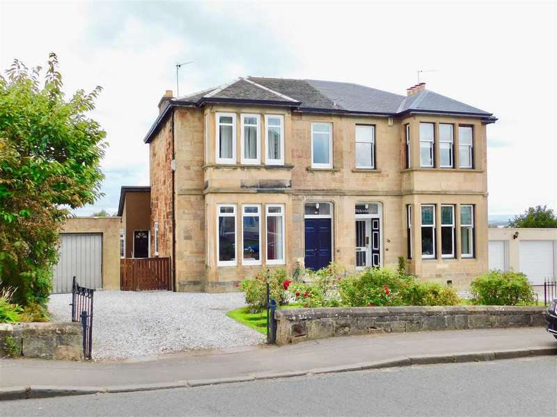3 Bedrooms Semi Detached House for sale in Buchanan Drive, Cambuslang, Glasgow