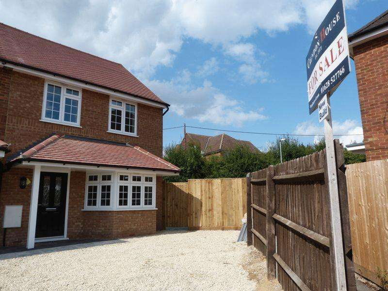 3 Bedrooms Terraced House for sale in NEW HOME - Flackwell Heath