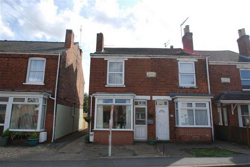3 Bedrooms Semi Detached House for sale in Wyberton West Road, Boston