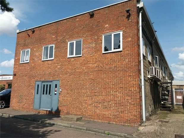 Commercial Property for sale in Brooker Road, Waltham Abbey, Essex
