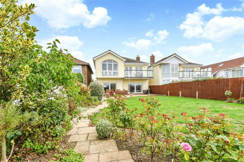 4 Bedrooms Detached House for sale in The Lydgate, Milford on Sea, Lymington, Hampshire, SO41