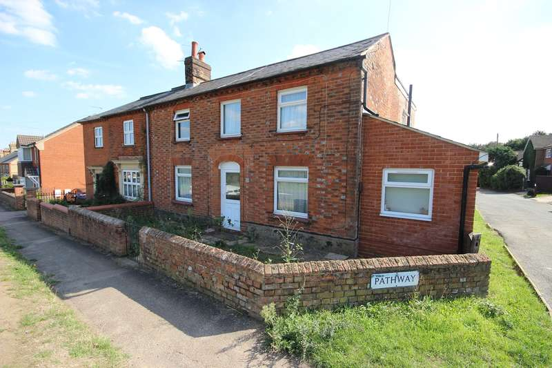 3 Bedrooms Semi Detached House for sale in Snow Hill, Maulden, Bedfordshire, MK45