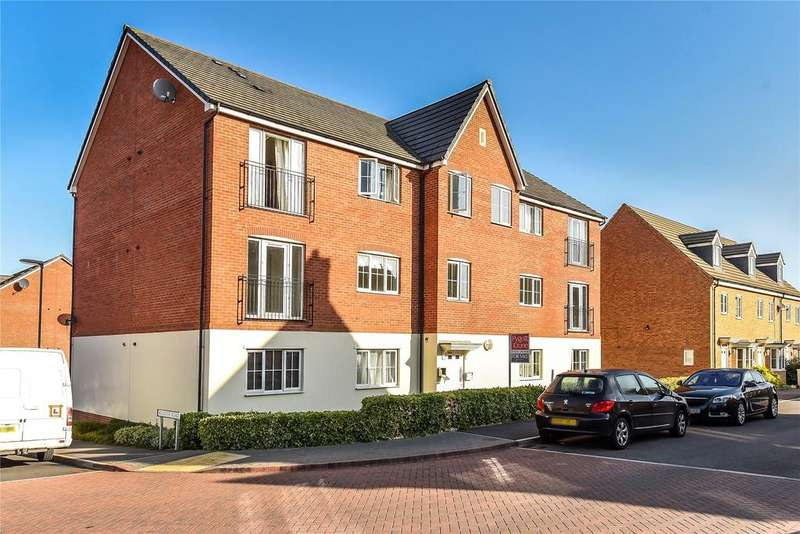 2 Bedrooms Flat for sale in Scarsdale Way, Grantham, NG31