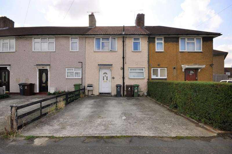 3 Bedrooms Terraced House for sale in Coote Road, Dagenham