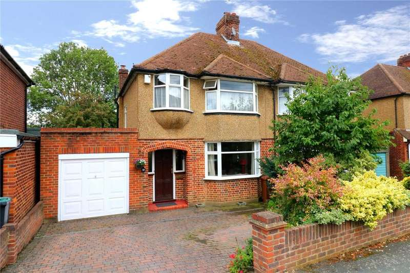 3 Bedrooms House for sale in Kenilworth Drive, Croxley Green, Herts, WD3