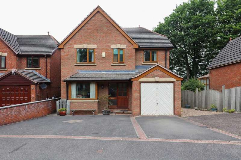 5 Bedrooms Detached House for sale in Moor Valley Close, Mosborough