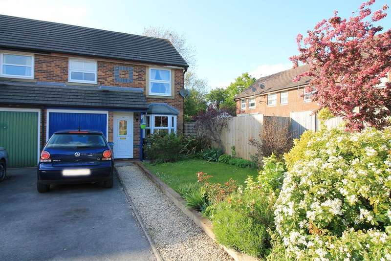 3 Bedrooms Semi Detached House for sale in Jones Close, , Yatton, North Somerset