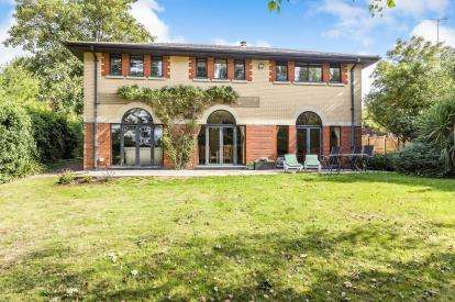 5 Bedrooms Detached House for sale in The Wheatridge, Upton St. Leonards, Gloucester, Gloucestershire
